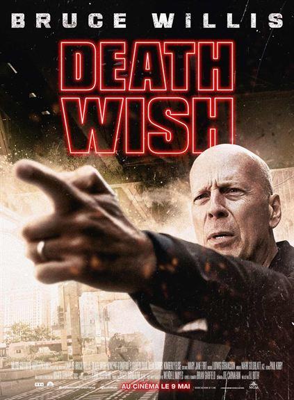 affiche du film Death Wish