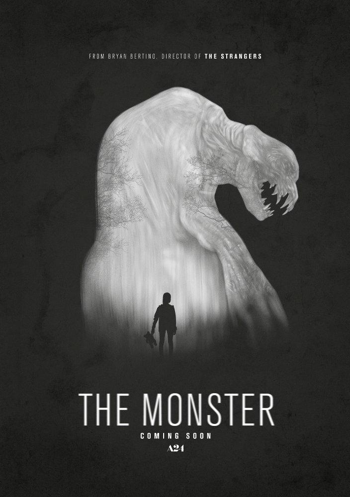 affiche du film The Monster