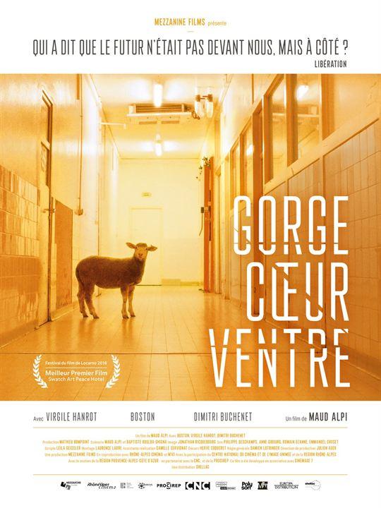 affiche du film Gorge Coeur Ventre