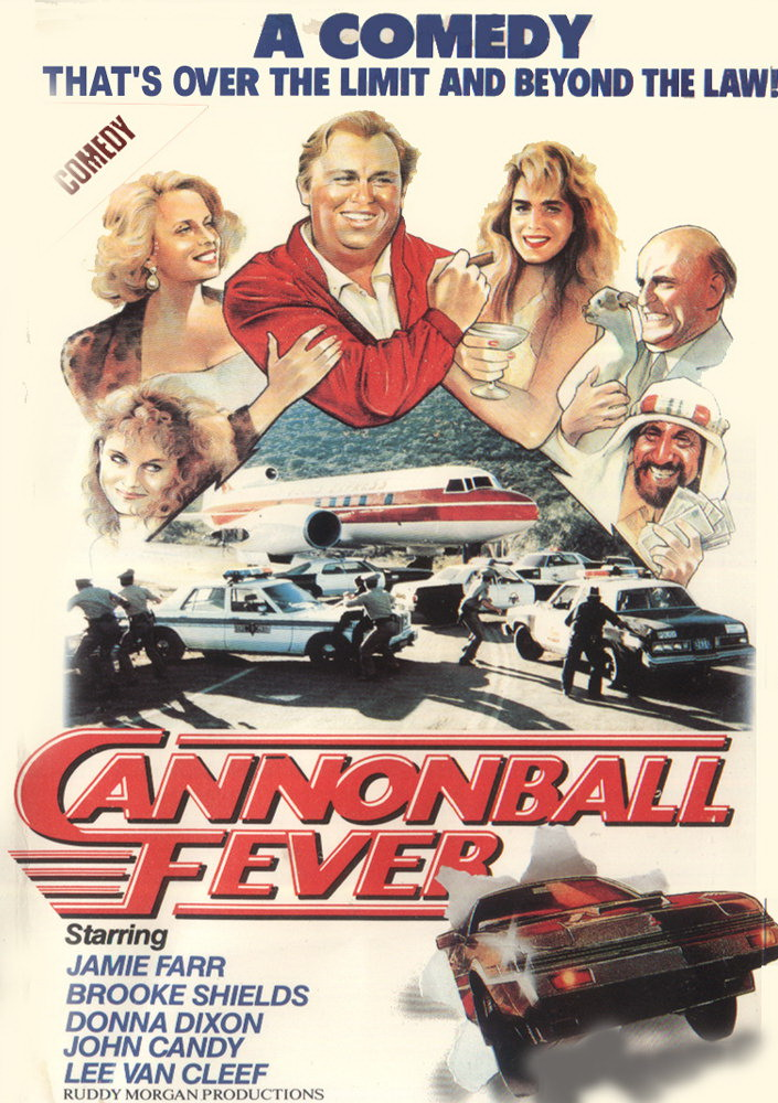 affiche du film Cannonball III