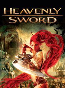 affiche du film Heavenly Sword