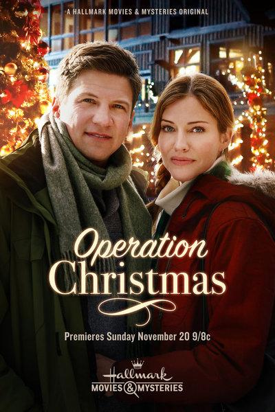 affiche du film Opération Noël (TV)