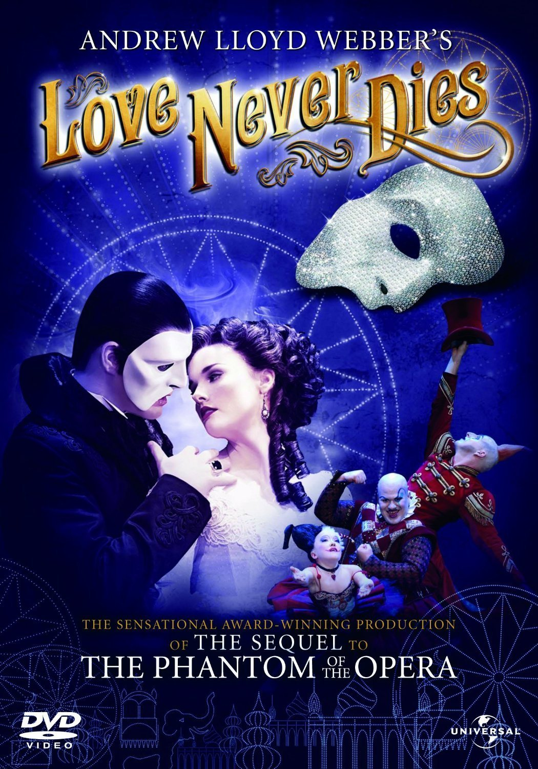 affiche du film Love Never Dies