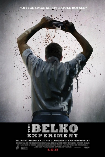 affiche du film The Belko Experiment