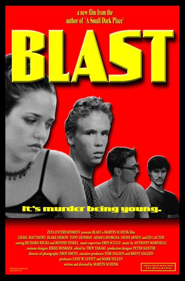 affiche du film Blast