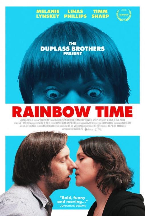 affiche du film Rainbow Time