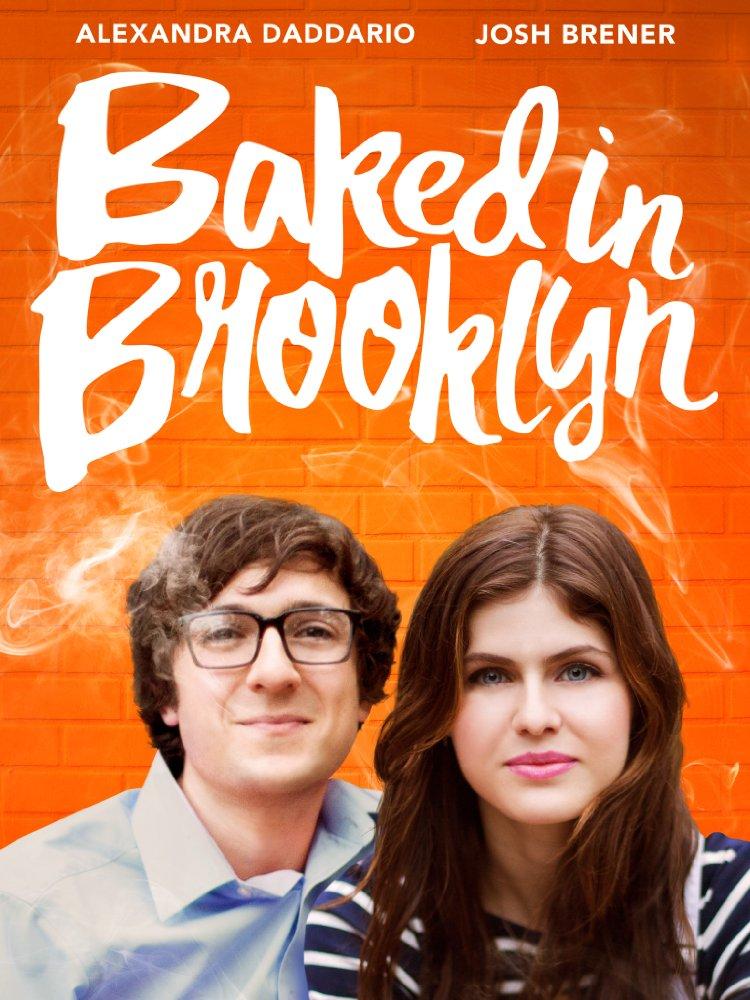 affiche du film Baked In Brooklyn