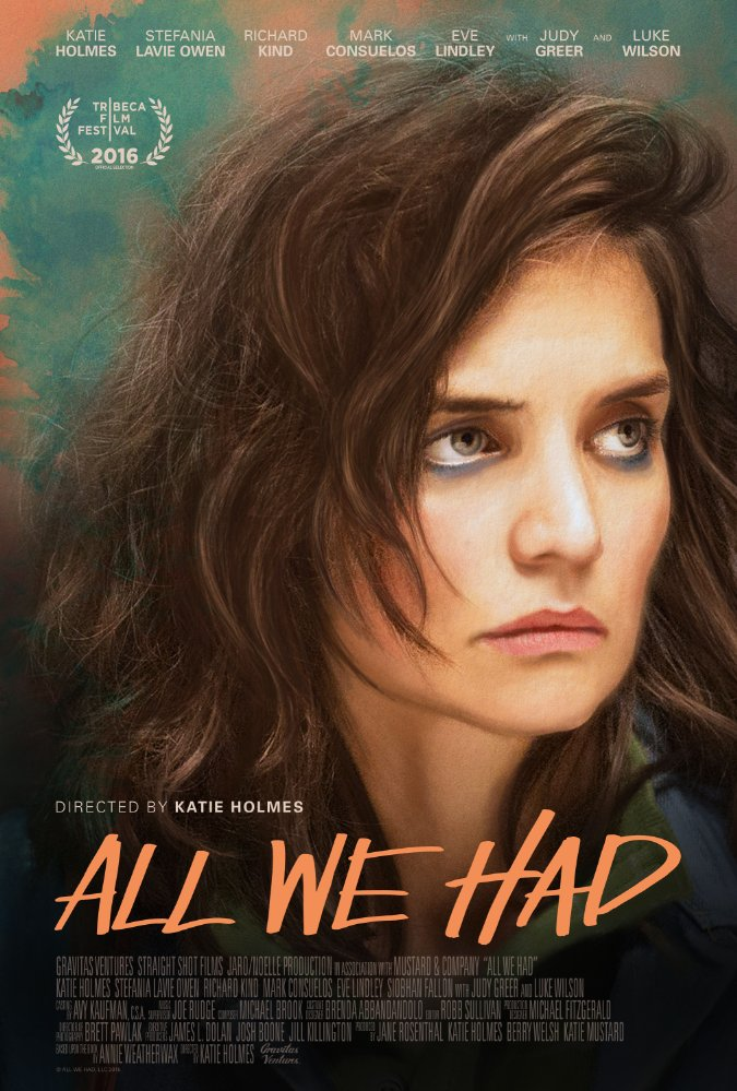 affiche du film All We Had