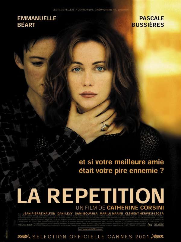 affiche du film La Répétition