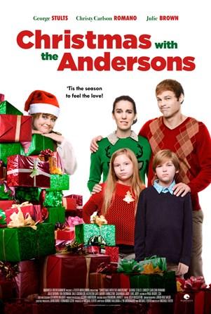 affiche du film Une belle fête de Noël (TV)