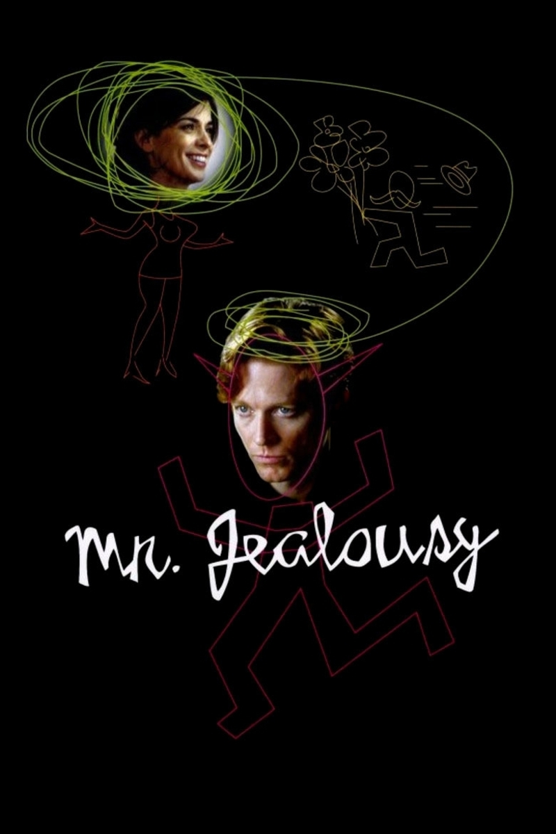 affiche du film Mr. Jealousy