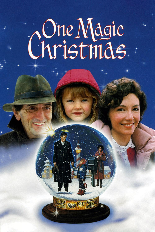 affiche du film Un drôle de Noël