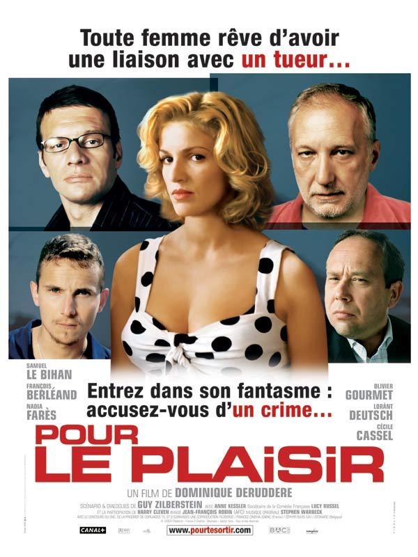 affiche du film Pour Le Plaisir