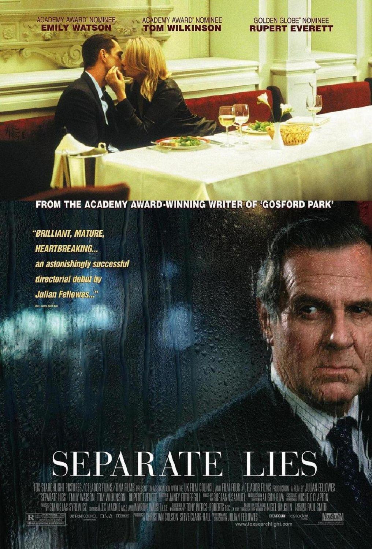 affiche du film Separate Lies