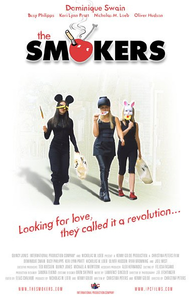 affiche du film The Smokers
