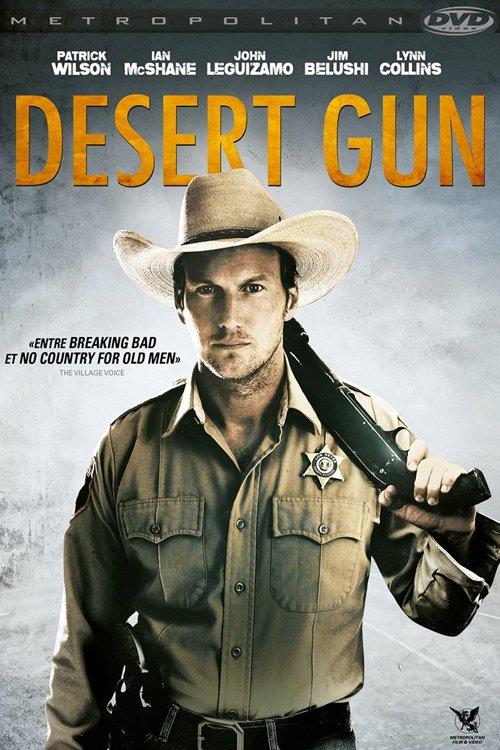affiche du film Desert Gun