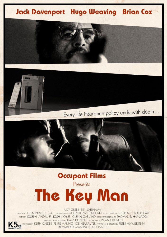 affiche du film The Key Man