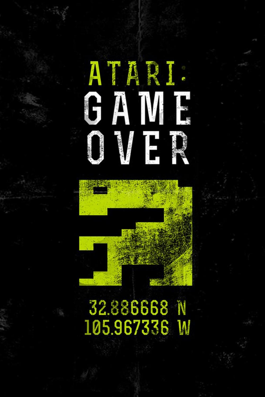 affiche du film Atari: Game Over