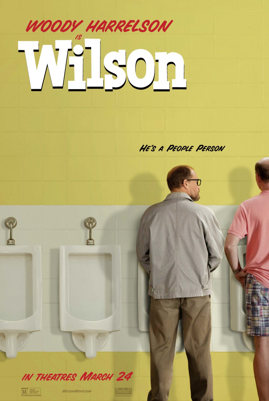 affiche du film Wilson (2017)