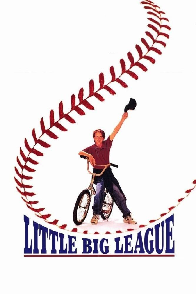 affiche du film Little Big League