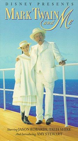 affiche du film Mark Twain et moi