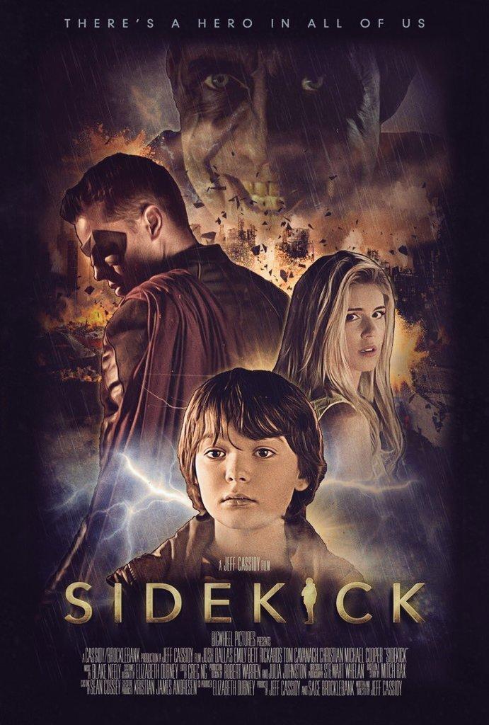 affiche du film Sidekick