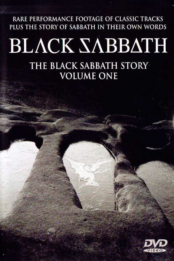 affiche du film Black Sabbath: The Black Sabbath Story, Volume One