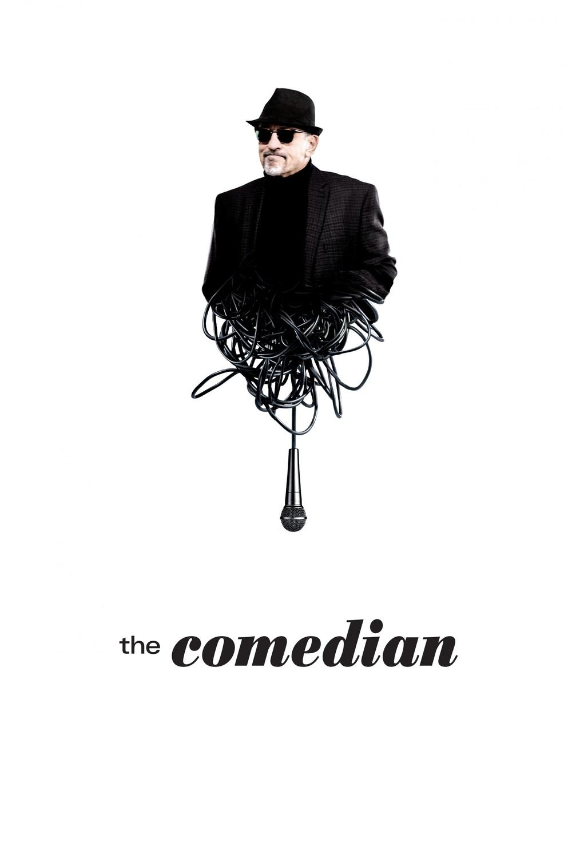 affiche du film The Comedian (2017)