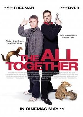 affiche du film The All Together