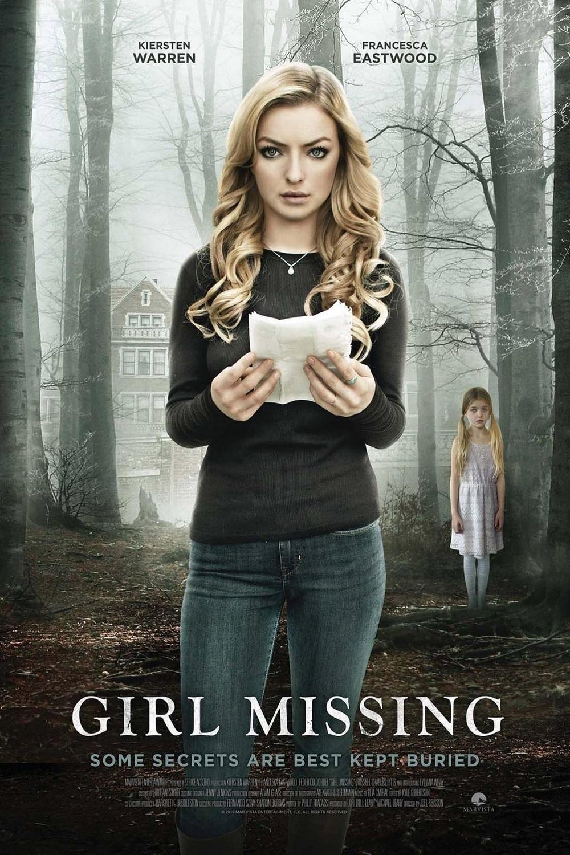 affiche du film Le cauchemar d'une disparue (TV)