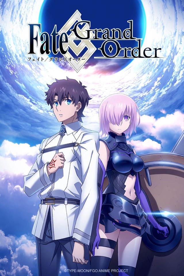 affiche du film Fate/Grand Order: First Order