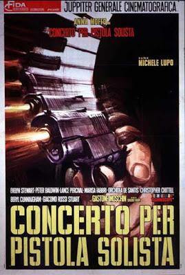 affiche du film Concerto Per Pistola Solista