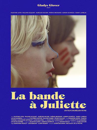 affiche du film La Bande à Juliette