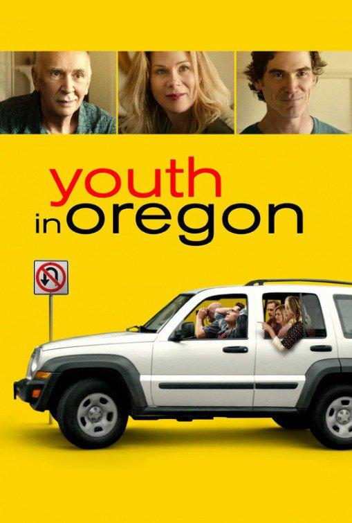 affiche du film Youth in Oregon