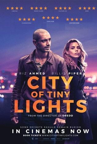 affiche du film City of Tiny Lights