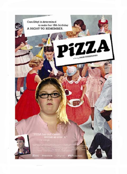 affiche du film Pizza