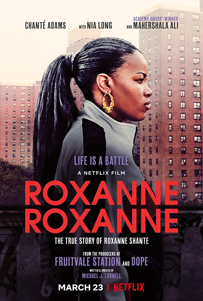 affiche du film Roxanne, Roxanne