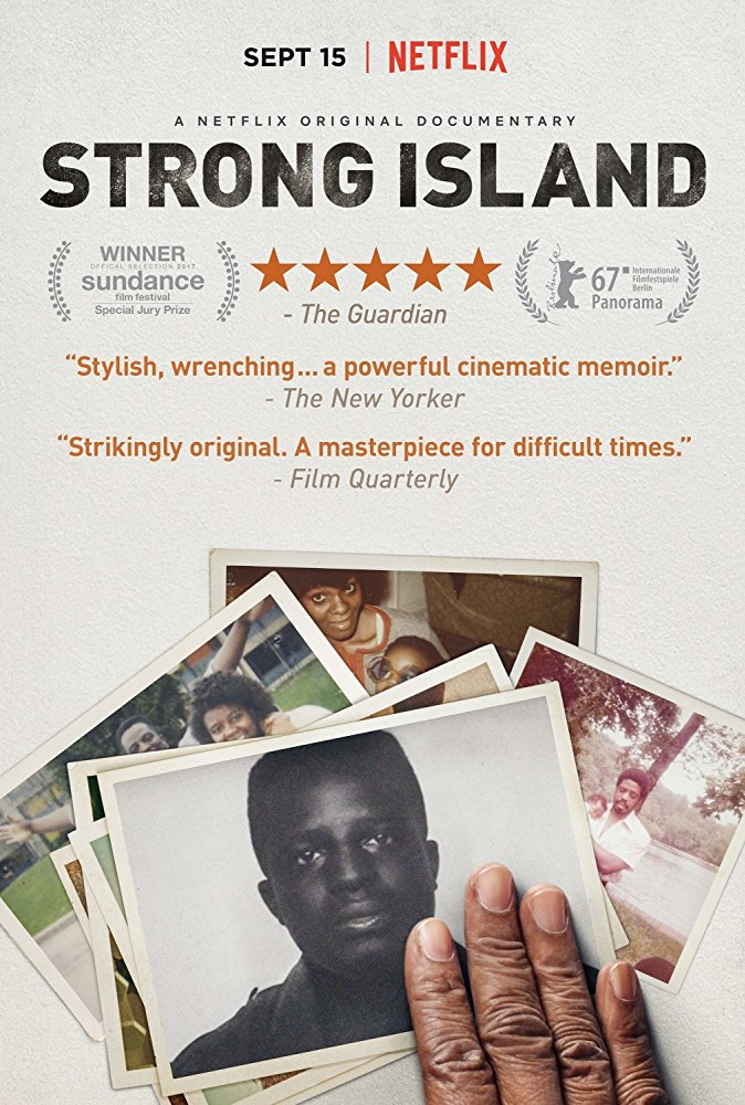 affiche du film Strong Island