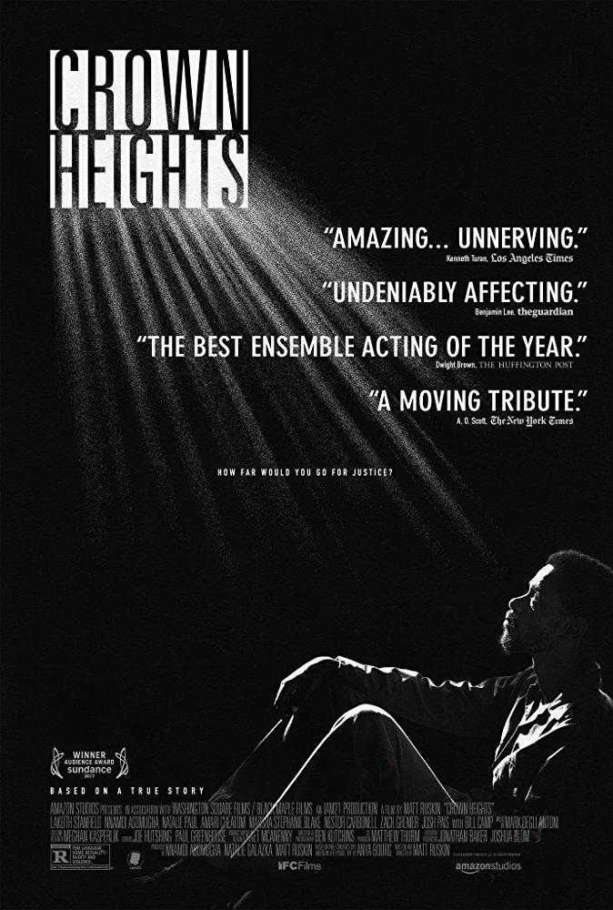 affiche du film Crown Heights