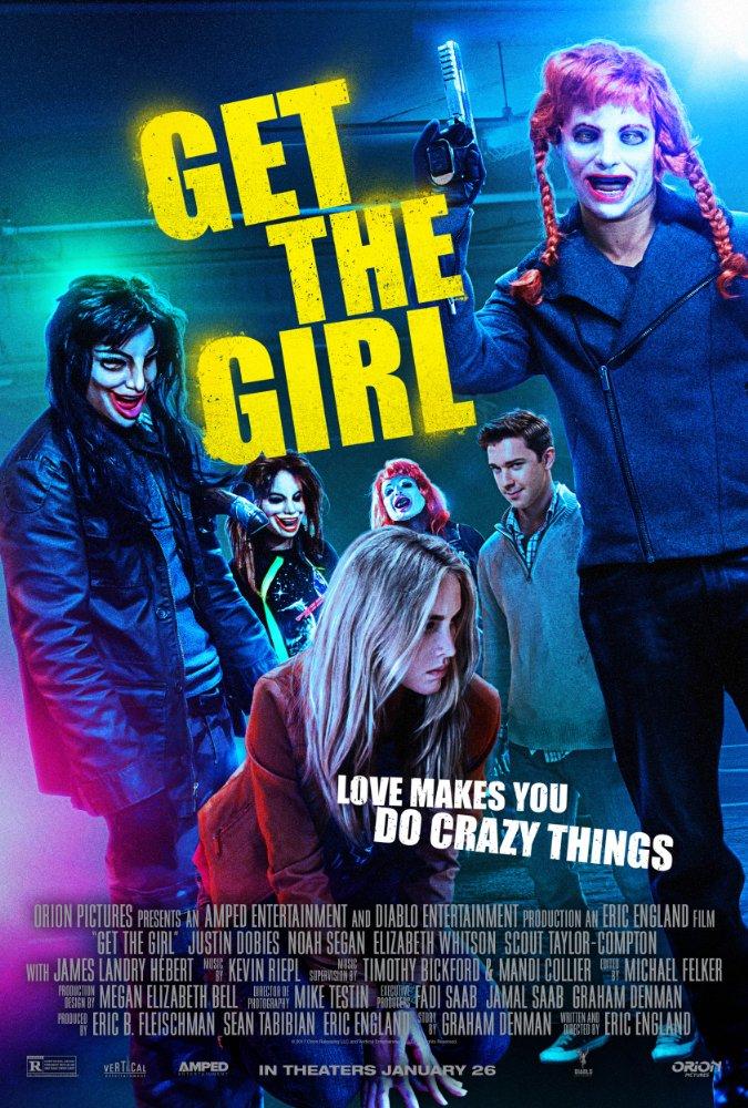 affiche du film Get the Girl