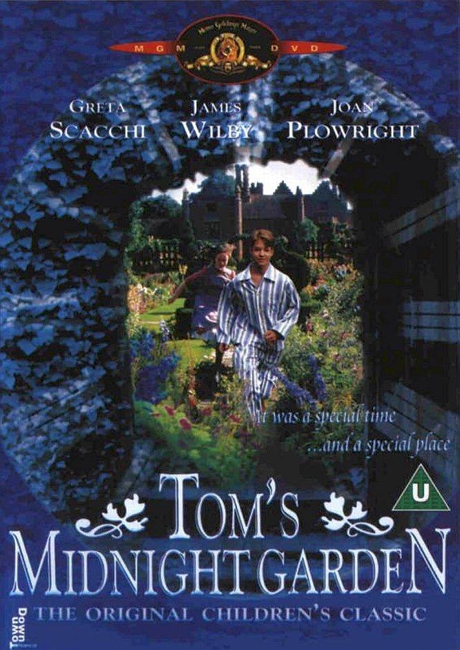 affiche du film Tom's Midnight Garden