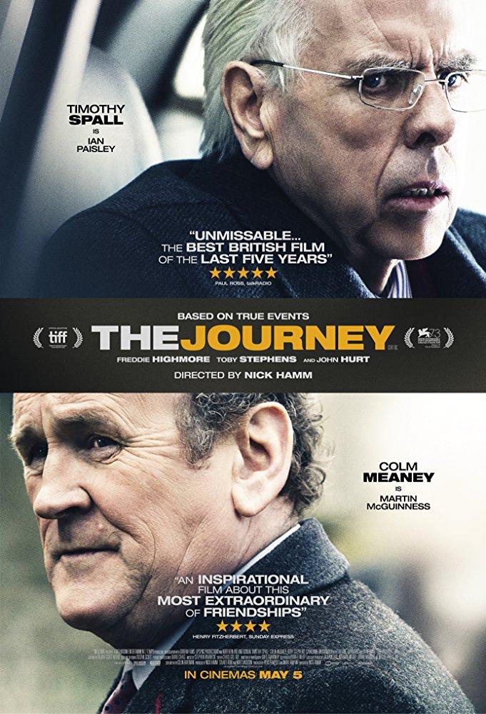 affiche du film The Journey