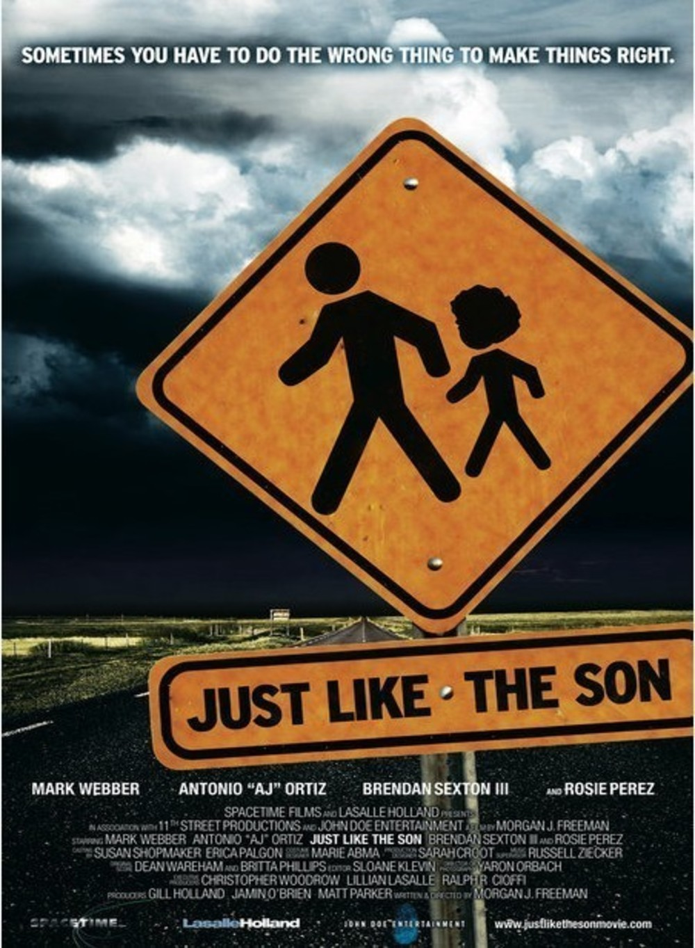 affiche du film Just Like the Son