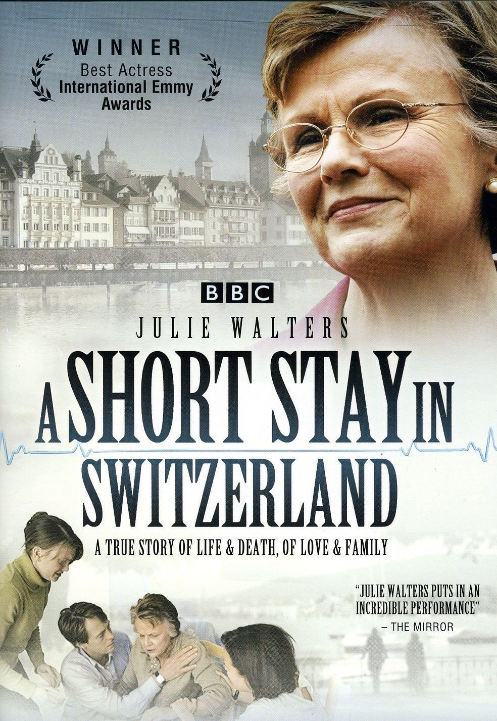 affiche du film A Short Stay in Switzerland (TV)