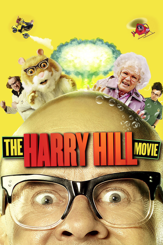 affiche du film The Harry Hill Movie