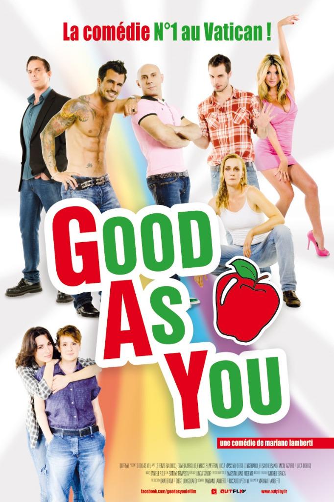 affiche du film Good As You