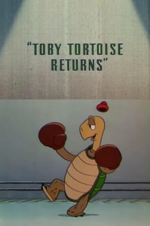 affiche du film Le Retour de Toby la Tortue