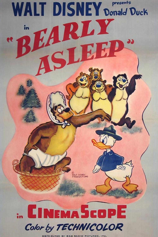 affiche du film Un sommeil d'ours