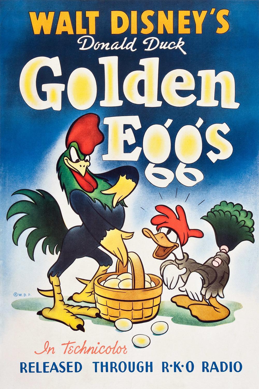 affiche du film La Poule aux Oeufs d'Or