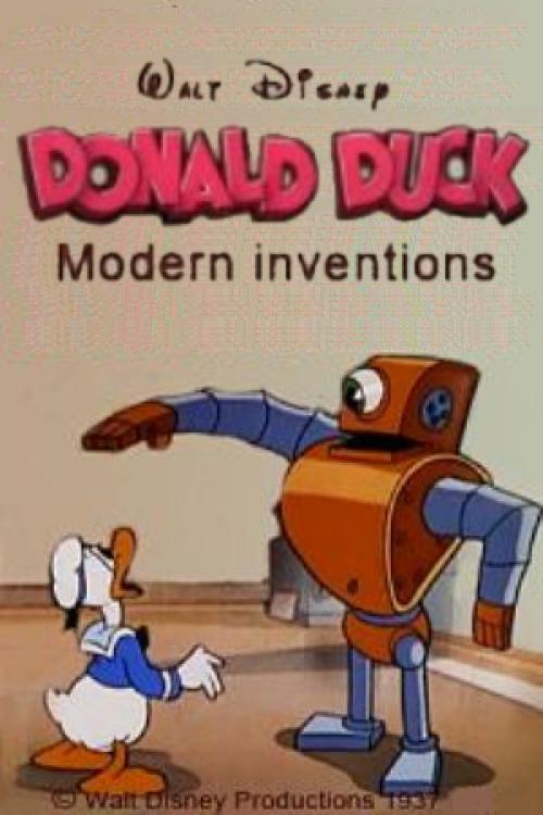 affiche du film Inventions modernes